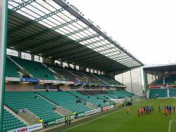 An image of Easter Road uploaded by pete125