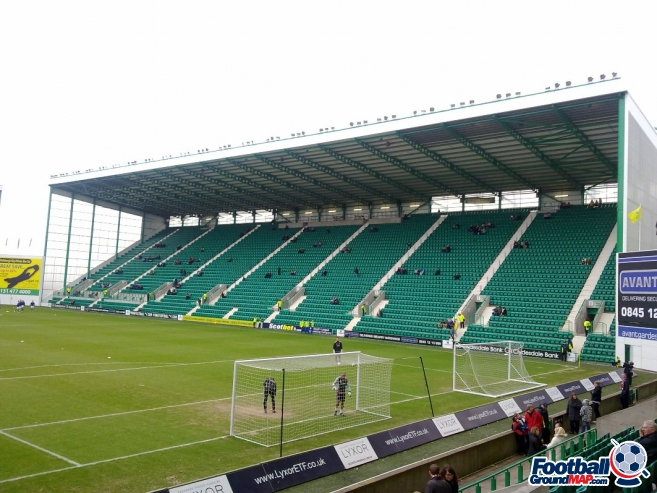 A photo of Easter Road uploaded by pete125