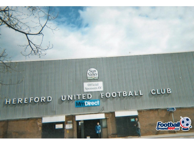 A photo of Edgar Street uploaded by scot-TFC