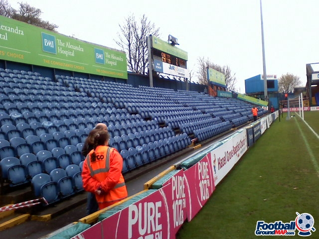 A photo of Edgeley Park uploaded by facebook-user-90348