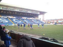 An image of Edgeley Park uploaded by facebook-user-54167