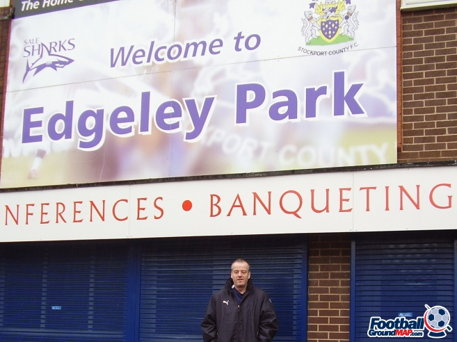 A photo of Edgeley Park uploaded by facebook-user-88385