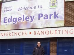 An image of Edgeley Park uploaded by facebook-user-88385