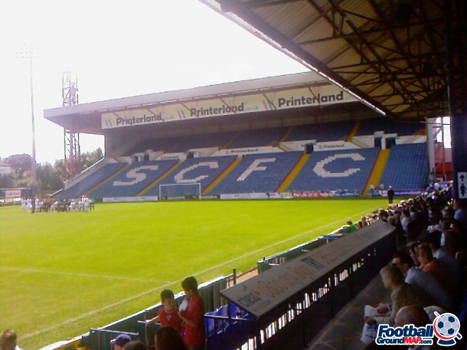 A photo of Edgeley Park uploaded by steve-scfc