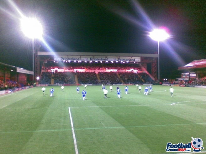 A photo of Edgeley Park uploaded by steveshipman
