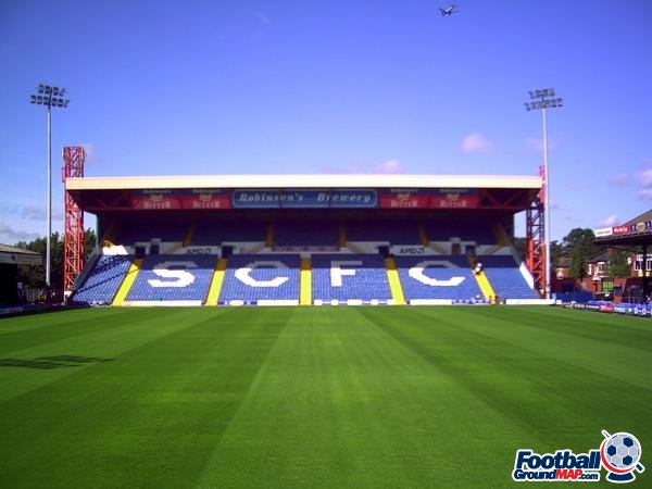 A photo of Edgeley Park uploaded by facebook-user-88337