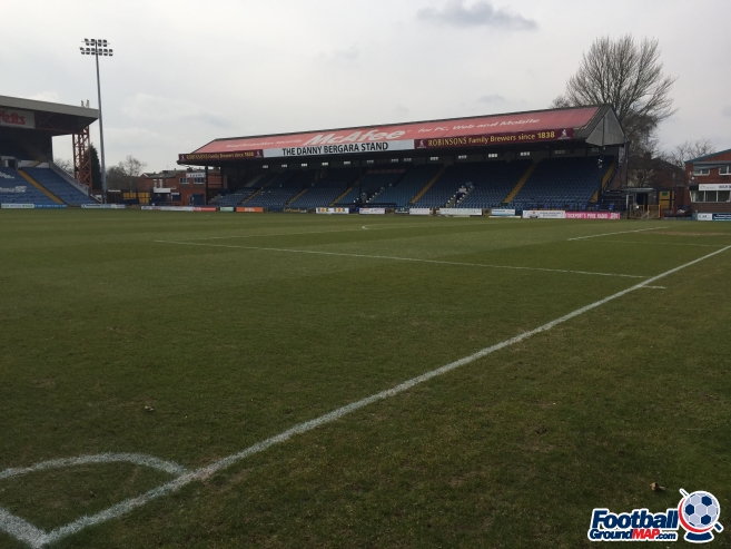 A photo of Edgeley Park uploaded by stuff10