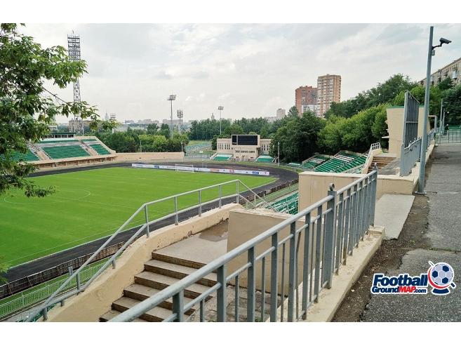 A photo of Eduard Streltsov Stadium uploaded by zotov