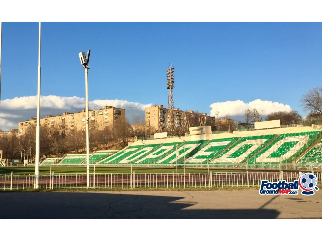 A photo of Eduard Streltsov Stadium uploaded by jonnycollins