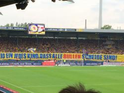 An image of Eintracht-Stadion uploaded by andy-s