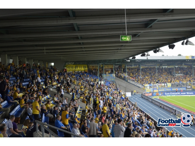 A photo of Eintracht-Stadion uploaded by andy-s