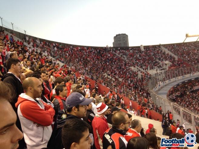 A photo of Estadio Monumental Antonio Vespucio Liberti uploaded by marcos92uk