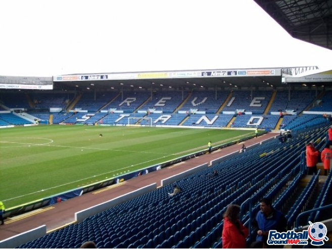 A photo of Elland Road uploaded by chunk9