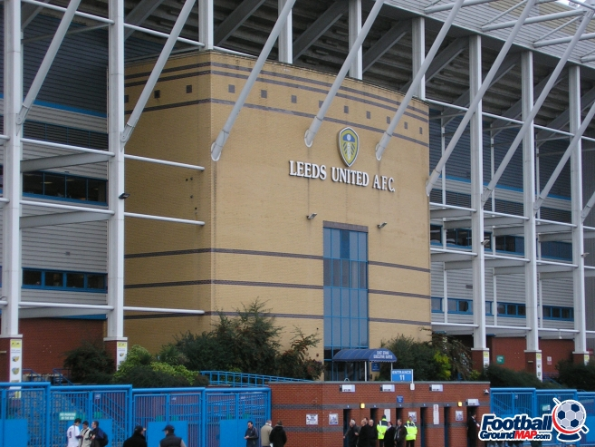 A photo of Elland Road uploaded by facebook-user-88328