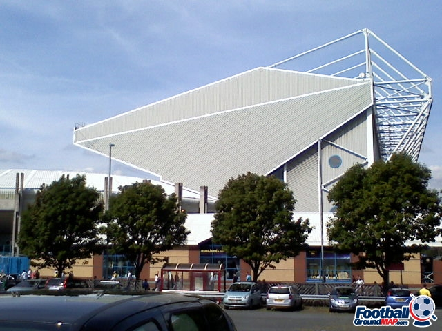A photo of Elland Road uploaded by facebook-user-90348