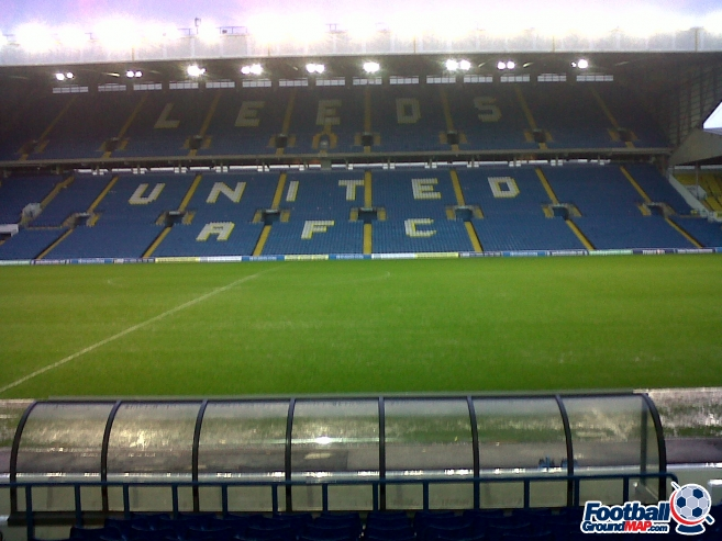 A photo of Elland Road uploaded by facebook-user-100592