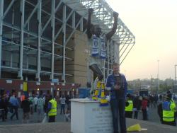 An image of Elland Road uploaded by facebook-user-46612