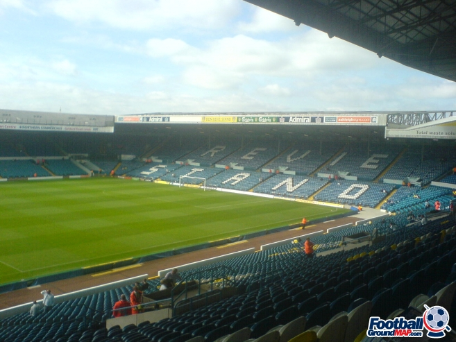 A photo of Elland Road uploaded by marcjbrine