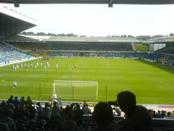 An image of Elland Road uploaded by marcjbrine