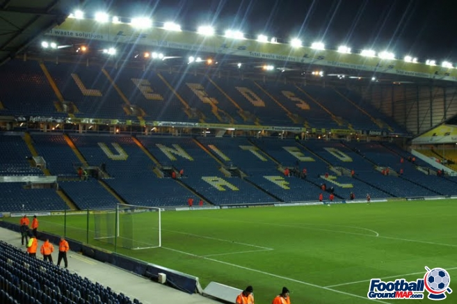 A photo of Elland Road uploaded by snej72