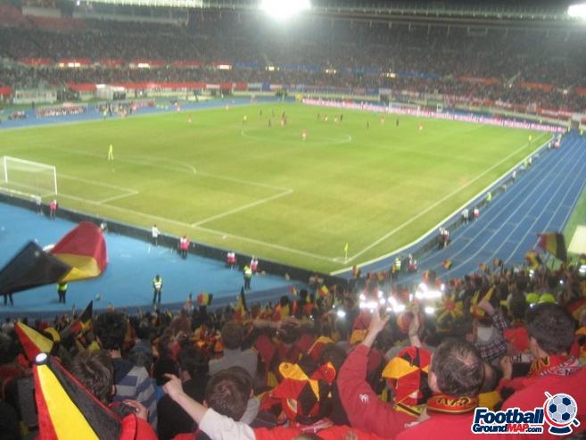 A photo of Ernst Happel Stadion uploaded by facebook-user-100186