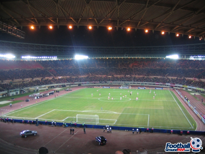 A photo of Ernst Happel Stadion uploaded by facebook-user-35028