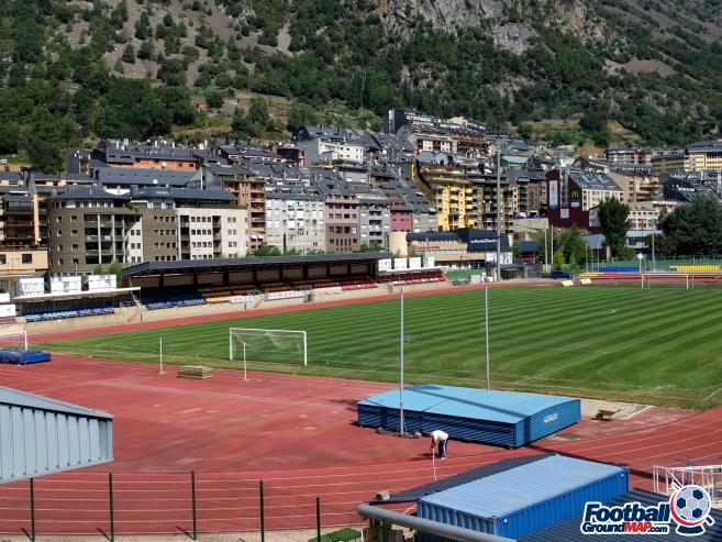 A photo of Estadi Comunal dAndorra la Vella uploaded by matttheox