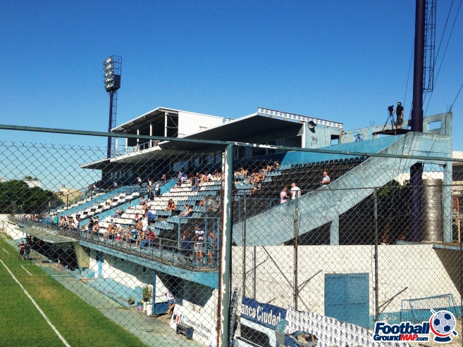 A photo of Estadio 3 de Febrero uploaded by marcos92uk