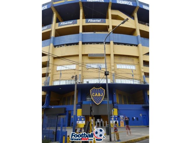Estadio Alberto J Armando (La Bombonera)