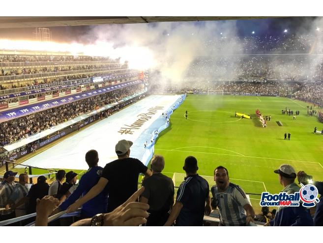 A photo of Estadio Alberto J Armando (La Bombonera) uploaded by marcos92uk