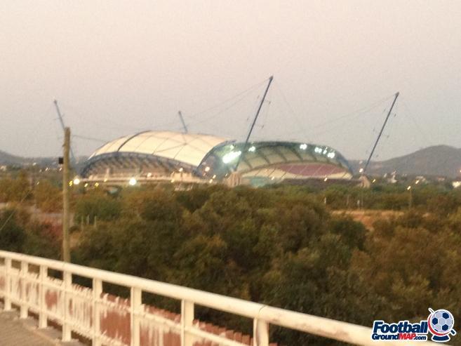 A photo of Estadio Algarve uploaded by adygillott