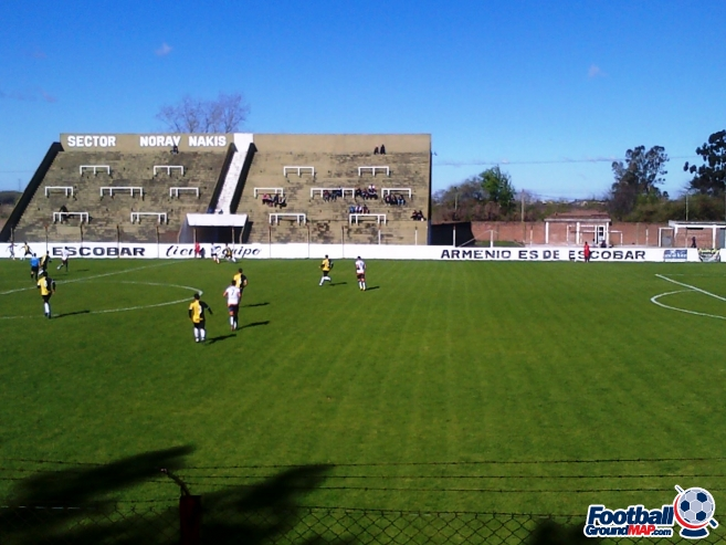 A photo of Estadio Armenia uploaded by marcos92uk