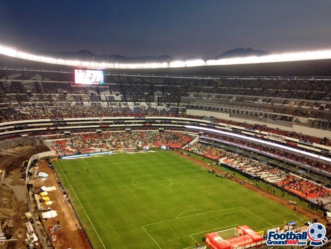 A photo of Estadio Azteca uploaded by marcos92uk