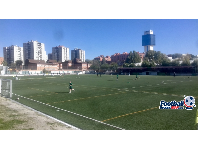 A photo of Estadio Boetticher uploaded by tractormick