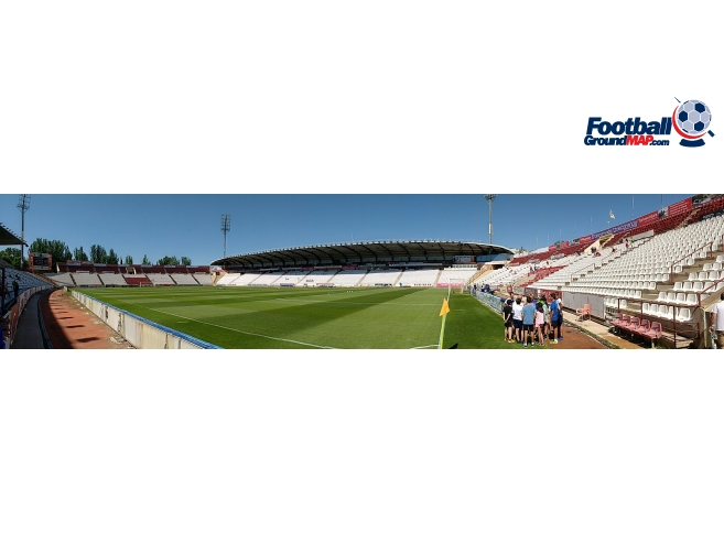 A photo of Estadio Carlos Belmonte uploaded by mattcaves