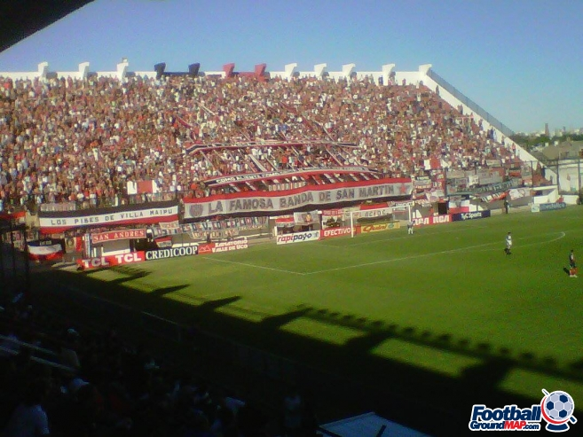 A photo of Estadio Chacarita Juniors uploaded by mikat