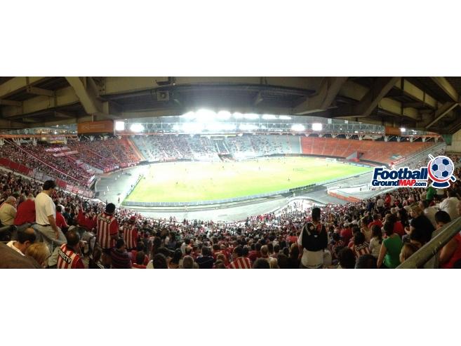 A photo of Estadio Ciudad de La Plata uploaded by marcos92uk