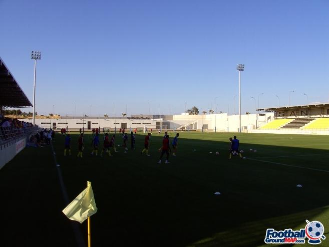 A photo of Estadio Ciudad de Lepe uploaded by brizzlechris