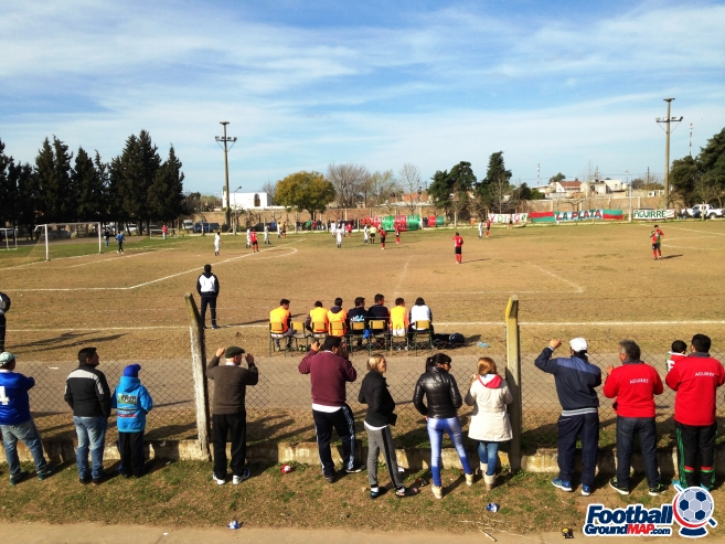A photo of Estadio Coronel Aguirre uploaded by marcos92uk