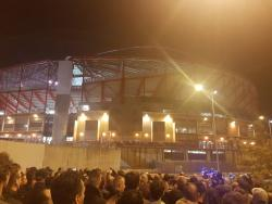 An image of Estadio da Luz uploaded by mikat