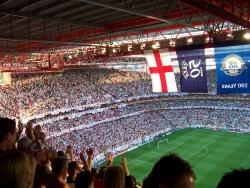 An image of Estadio da Luz uploaded by watesie