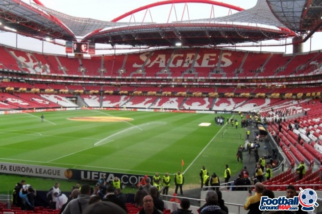 A photo of Estadio da Luz uploaded by facebook-user-100186