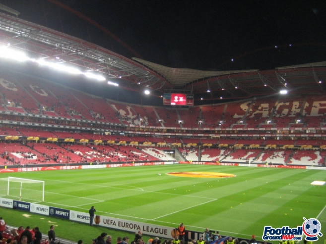 A photo of Estadio da Luz uploaded by facebook-user-100186