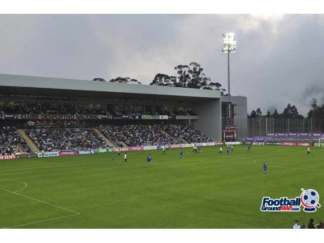 A photo of Estadio da Madeira uploaded by mountainsmill