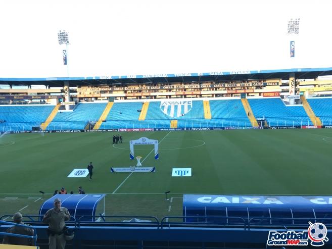 A photo of Estadio Aderbal Ramos da Silva uploaded by richardboddy