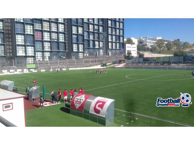 A photo of Estadio de Nuevo Matapinonera uploaded by tractormick