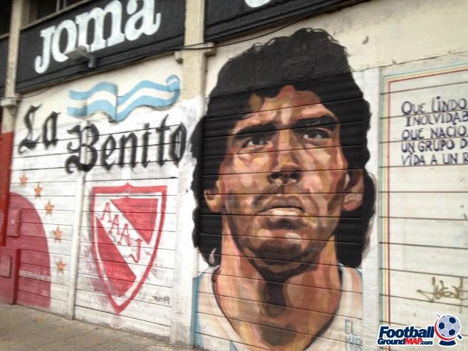 A photo of Estadio Diego Armando Maradona uploaded by marcos92uk
