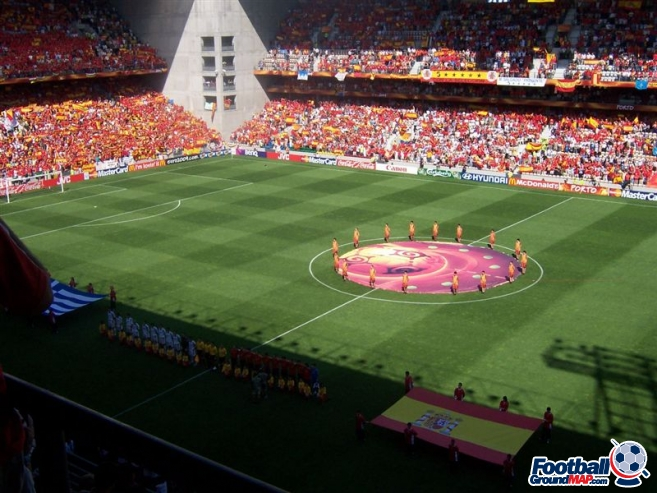 A photo of Estadio do Bessa uploaded by watesie