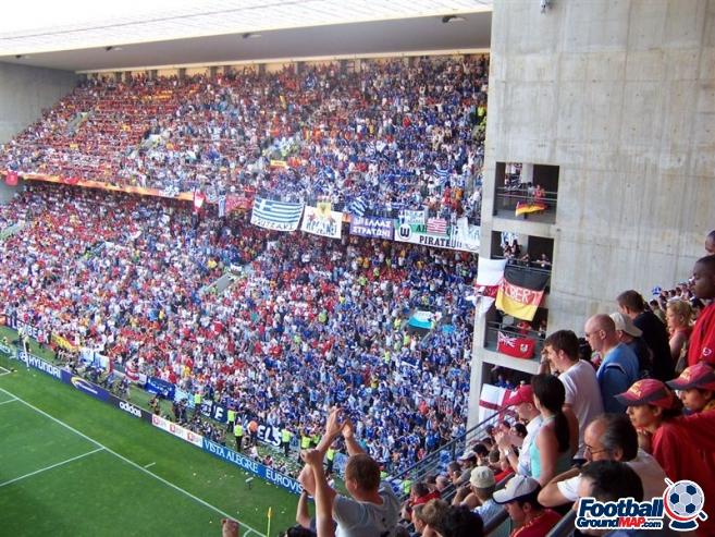 A photo of Estadio do Bessa uploaded by watesie