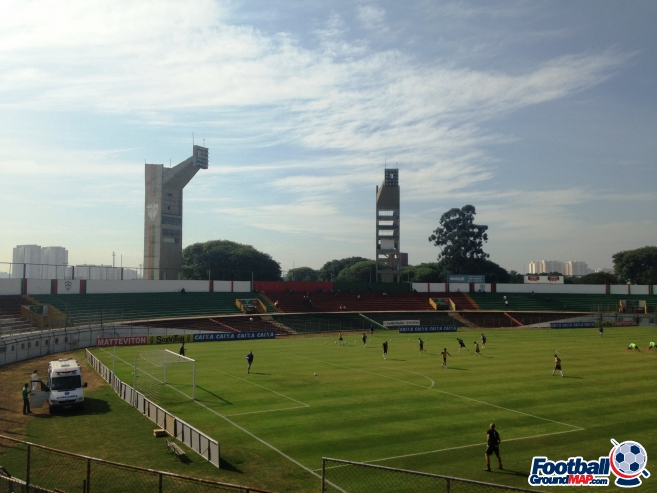 A photo of Estadio do Caninde uploaded by marcos92uk